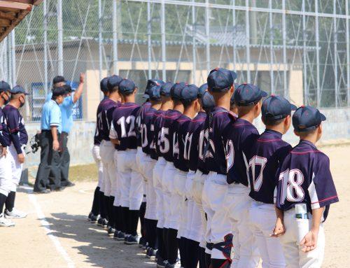 近畿少年軟式野球新人戦大会大阪府予選会 準決勝
